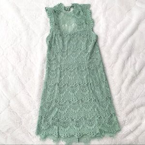 BNWT Free People lace dress - small